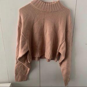 Wilfred Heinen Mock Neck Sweater